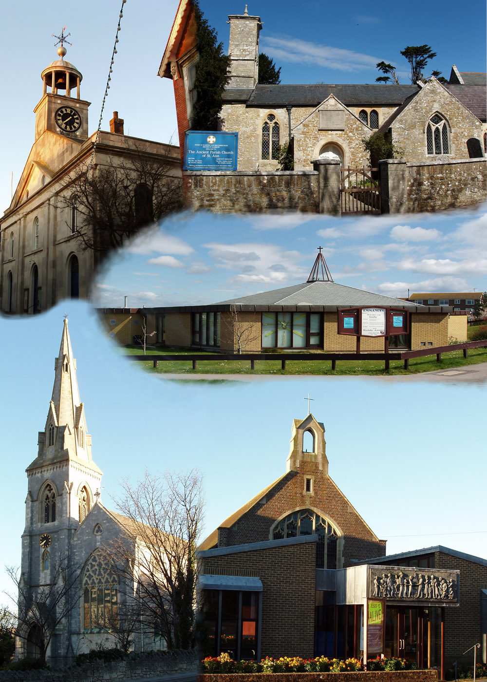 parish churches