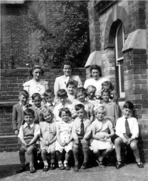 Ratcliffe Hall Sunday School 1952