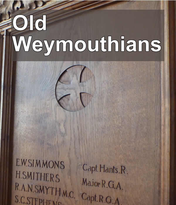 Old Weymouthians link with St Aldhelm's